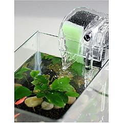 abordables Accesorios para Acuarios y Peces-Acuarios Filtros Impermeable / Lavable Plásticos 220-240 V V Plásticos