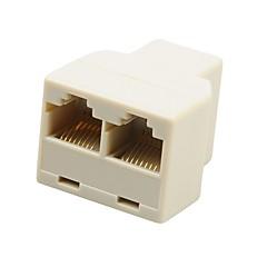 abordables Herramientas y Testers de Red-divisor de cable de red rj45