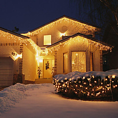 voordelige -100l 10 meter versieren lichten snaar festival kerstdecoratie lichten buitenverlichting