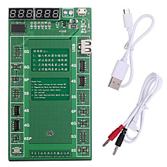 Pofessional Battery Activation Charge Board With Micro USB Cable For Apple iPhone 6 Plus 5S 5 4S 4