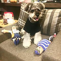 Hond T-shirt Hondenkleding Stijlvol Brits Zwart Zwart Kostuum Voor huisdieren