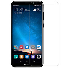 voordelige Screenprotectors voor Huawei-Screenprotector voor Huawei Huawei Mate 10 lite PET 1 stuks Voorkant screenprotector Anti-vingerafdrukken Anti-glans High-Definition (HD)