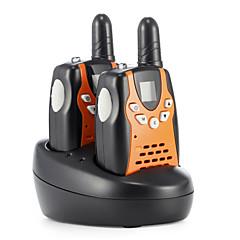 お買い得  トランシーバー-365 トランシーバー ハンドヘルド 非常警報器 / 電池残量不足通知 / VOX <1.5KM <1.5KM トランシーバー 双方向ラジオ