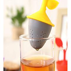 abordables Accesorios para té-colador plástico del té del ml, fabricante