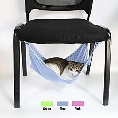 お買い得  猫ケア用品、グルーミング-ネコ ベッド ペット用 マット/パッド ソリッド 高通気性 グリーン ブルー ピンク ペット用