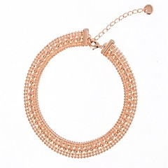 Dámské Obojkové náhrdelníky Slitina Vintage Cool Módní Šperky Pro Klub Bar