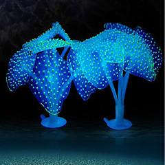 hesapli -Akvaryum Dekorasyonu Denizanası Yapay Modellendirme Silikon Kauçuk