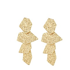 preiswerte Ohrringe-Damen Tropfen-Ohrringe - Grundlegend, Erklärung Gold / Silber Für Party / Bühne