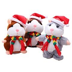 juguetes de peluche Juguetes para Adultos Juguetes Ratón Animales Niños Sonidos Animal Piezas