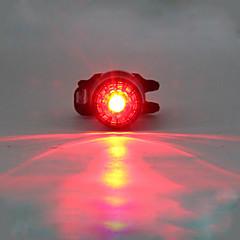 abordables Luces para bicicleta-Luz Trasera para Bicicleta / luces de seguridad / Luz Trasera LED LED Ciclismo Luminoso Litio 180 lm Batería de Li-batería incorporada Rojo Camping / Senderismo / Cuevas / Ciclismo