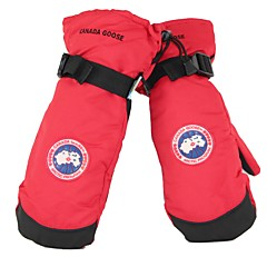 Rękawice narciarskie Dla obu płci mitenki Keep Warm Wodoodporny Wiatroodporna Flokowane Narty Zima