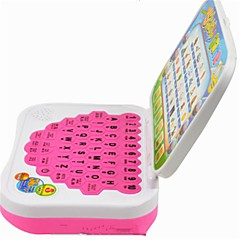 abordables Kid tablet-Portátil Computador Juguete Educativo Personajes Nota Musical Escuela / Graduación Colegio Con Tapa Chirrido Nuevo diseño Niños Regalo