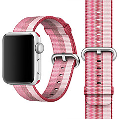 voordelige Apple Watch-bandjes-Horloge band voor appelwatch royal geweven nylon sport armband polshorloge band 38mm 42mm