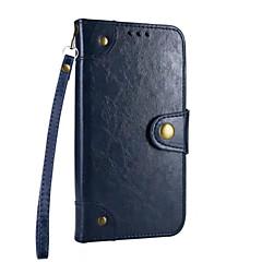 Недорогие Чехлы и кейсы для Sony-Кейс для Назначение Sony Z5 Sony Xperia Z3 Sony Sony Xperia XA Xperia XA1 Ultra Xperia XA1 Бумажник для карт Кошелек со стендом Чехол