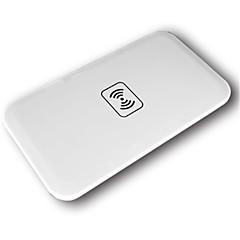 Χαμηλού Κόστους -Ασύρματος Φορτιστής Φορτιστής USB τηλεφώνου USB Ασύρματος Φορτιστής Qi 1 θύρα USB 2A DC 5V iPhone X iPhone 8 Plus iPhone 8 S8 Plus S8 S7
