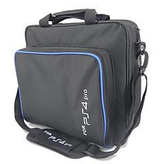 お買い得  ビデオゲーム用アクセサリー-バッグ 用途 PS4スリム / PS4プロップ 、 バックパック バッグ ナイロン 1 pcs 単位