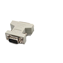Недорогие DVI-DVI VGA Male - Female 720p 800 Мб / сек.