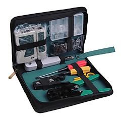 abordables Accesorios de Red-conjunto de herramientas de combinación de red 11 juegos de herramientas