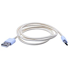 preiswerte Kabel & Adapter-USB 2.0 Adapterkabel, USB 2.0 to USB 2.0 Typ C Adapterkabel Male - Male 1.0m (3Ft) 480 Mbps