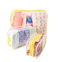 Reistoilettas Reisbagageorganizer Cosmetica & make-up tas waterdicht Opbergproducten voor op reis Dik Multifunctioneel voor Kleding /