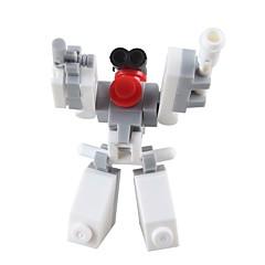 お買い得  積み木&ブロック-ロボット ブロックおもちゃ おもちゃ ノベルティ柄 軍隊 ストレスや不安の救済 減圧玩具 親子インタラクション 成人 22 小品