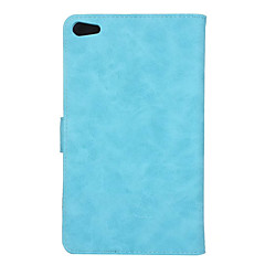 Case For HuaweiM2 7.0 PLE-703L Card Holder Auto Sleep/Wake Up Full Body Solid Color Hard PU Leather for HuaweiM2 7.0 PLE-703L