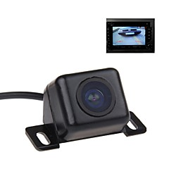 Недорогие Камеры заднего вида для авто-автомобиль камера заднего вида водонепроницаемый 170 градусов широкий угол обзора заднего автомобиля монитор камеры заднего вида для