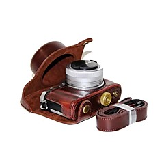 preiswerte Koffer, Taschen & Gurte-Künstlerisch/Retro Ein-Schulter Kamerataschen Hüllen PU