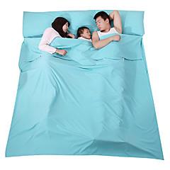 Fengtu Schlafsack-Liner Kinderschlafsack 23°C Feuchtigkeitsundurchlässig Klappbar Atmungsaktivität Videokompression rechteckig 210X180