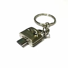 お買い得  メモリカード-Apacer MicroSD/MicroSDHC/MicroSDXC/TF USB 2.0 マイクロUSB カード読み取り装置 フラッシュドライブ