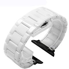 abordables Accesorios para Apple Watch-Ver Banda para Apple Watch Series 4/3/2/1 Apple Hebilla Clásica Cerámica Correa de Muñeca