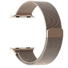 preiswerte Apple Watch Zubehör-Uhrenarmband für Apple Watch Series 3 / 2 / 1 Apple Klassische Schnalle Metall Handschlaufe
