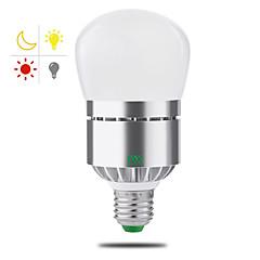 お買い得  LED 電球-1個 12W 1100-1200lm E26 / E27 LEDスマート電球 T 24 LEDビーズ SMD 2835 Smart ライトコントロール 温白色 クールホワイト 85-265V