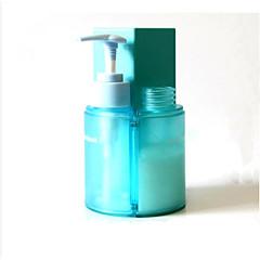 billiga lotion flaskor-Kosmetikflaskor Plastik 3 Enfärgad Rund