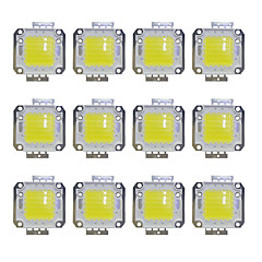 voordelige LED's-LED-Chip Lampaccessoire 12st 50W Verlichting Accessoire