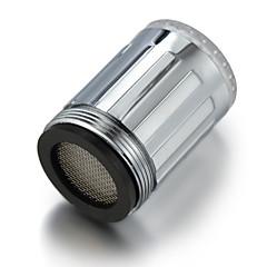 お買い得  蛇口用 LED ライト-LED 水栓ライト ウォーター 自動タイプ プラスチック