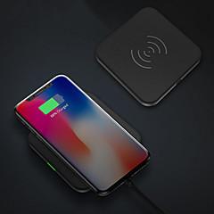 お買い得  ワイヤレスチャージャー-ワイヤレスチャージャー 電話USB充電器 USB ワイヤレスチャージャー Qi USBポート×1 1A iPhone X iPhone 8 Plus iPhone 8 S8 Plus S8 S7 Active S7 edge S7 S6 edge plus S6 edge