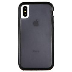 Недорогие Кейсы для iPhone X-Кейс для Назначение Apple iPhone X iPhone X Полупрозрачный Кейс на заднюю панель Сплошной цвет Прозрачный Твердый ПК для iPhone X