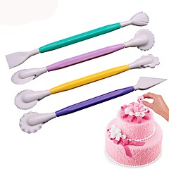 お買い得  ベイキング用品&ガジェット-ケーキ型 創造的 キャンディのための ケーキのための チョコレートのための Cupcake ケーキ プラスチック DIY バレンタイン・デー 誕生日 ウェディング ベーキングツール