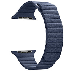 halpa Apple Watch-hihnat-Watch Band varten Apple Watch Series 3 / 2 / 1 Apple Moderni solki PU Rannehihna