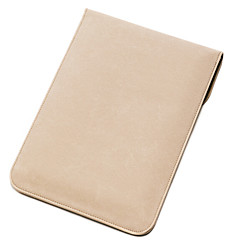 "baratos Acessórios para MacBook-Mangas para Sólido PU Leather Para o Novo MackBook Pro 15"" / MacBook Pro 15 Polegadas / MacBook Pro 15 Polegadas com Retina Display"