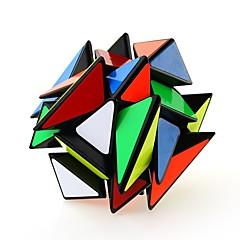 abordables Cubos IQ-Cubo de rubik Cubo de piedra 3*3*3 Cubo velocidad suave Cubos mágicos rompecabezas del cubo Juguetes de oficina Alivio del estrés y la