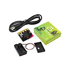 abordables Kits de Bricolaje-keyestudio micro bit básico kit básico con soporte de batería&usb programación cablegráfica brazo bluetooth