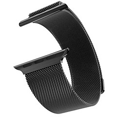 cheap Apple Watch Bands-Watch Band for Apple Watch Series 3 / 2 / 1 Apple Milanese Loop Steel Wrist Strap