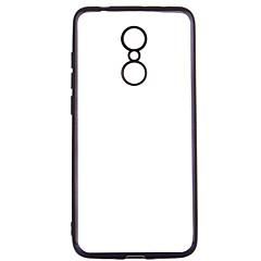 Недорогие Чехлы и кейсы для Xiaomi-Кейс для Назначение Xiaomi Redmi 5 Покрытие Прозрачный Кейс на заднюю панель Сплошной цвет Мягкий ТПУ для Xiaomi Redmi 5