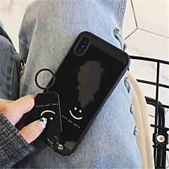 Недорогие Кейсы для iPhone 6-Кейс для Назначение Apple iPhone X / iPhone 7 Plus С узором Кейс на заднюю панель Мультипликация Мягкий ТПУ для iPhone X / iPhone 8 Pluss / iPhone 8