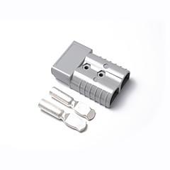 お買い得  故障診断機器&ツール-1 xグレー350 ampコネクタプラグ350aトレーラーデュアルバッテリー車用キャラバン12v 24v 350a