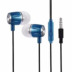 preiswerte Headsets und Kopfhörer-Mit Kabel Kopfhörer Piezoelektrizität Kunststoff / Plastikschale Handy Kopfhörer Headset