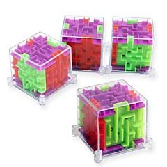 preiswerte Magischer Würfel-Zauberwürfel MoYu Alien 1*3*3 Glatte Geschwindigkeits-Würfel Magische Würfel Rubiks Würfel Puzzle-Würfel Für die Kinder Orte Geschenk