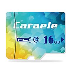 お買い得  メモリカード-Caraele 16GB マイクロSDカードTFカード メモリカード クラス10 CA-1 16GB